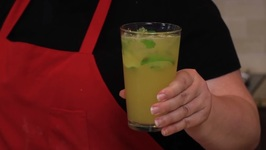Benihana Coconut Mojito Cocktail