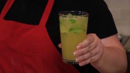 Benihana Coconut Mojito Cocktail
