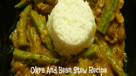 Okra And Bean Stew