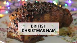 How to International Christmas Cooking: British Ham
