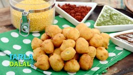 Moong Dal Pakoda (Mumbai Roadside Recipes)