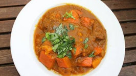 Beef Pumpkin Curry - English Grill and BBQ Recipe
