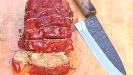 Not your Mama's Meatloaf - Kamado Joe