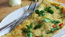 How to make Indian Omelette - Seriously Aromatic