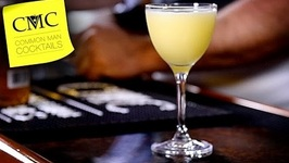 Tequila Cocktail- Rita Del Passion With Licor 43 / Margarita Style