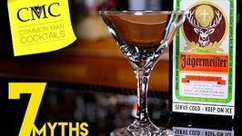 7 Cocktail Myths Dispelled Jagermeister Deer Blood, Ultra Premiums And More