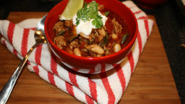 Game Day Turkey Chili