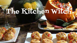 Four Easy Appetizers for Halloween Kroll Call
