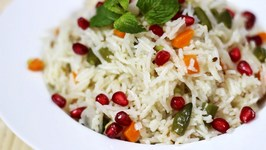 Vegetable Pulao - Indian rice variation