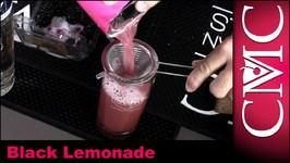 The Black Lemonade -Fireball Whiskey