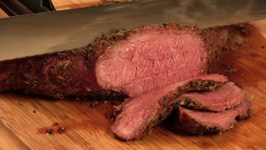 Santa Maria Rubbed TriTip Recipe on the Weber BBQ Grill