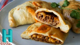 Homemade Hot Pockets - Taco Pockets