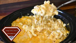 The Best Crock Pot Five Cheese Macaroni And Cheese / Soul Food