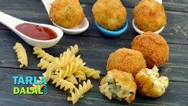 Pasta Cheese Balls