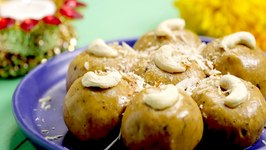 Besan Ladoo Recipe - Learn How To Make Besan Ladoo Quickly