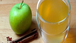Quick Tips: Apple Tisane (Caffeine Free Herbal Tea)