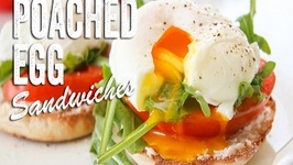 Poached Egg Sandwiches Recipe  Season 2, Ep. 14