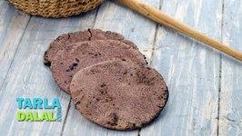 Basic Ragi Roti, Nachni Roti, Recipe In Hindi