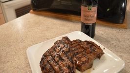 How To Make Napa Valley Barrel-Aged Balsamic Marinade