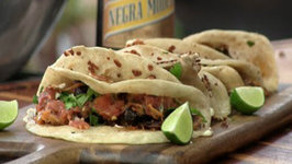 Cajun Carnitas & Blackened Pork Taco