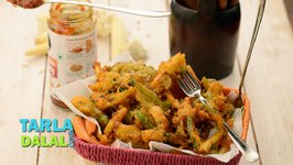 Veg Crispy, Crispy Fried Vegetables