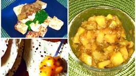 Grandma's Quick Mango Chutney  Aam ki Chutney