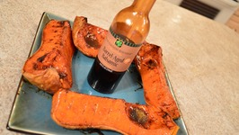 How To Roast Napa Valley Balsamic Brown Sugar Butternut Squash: Wine Country Kitchens With Kimberly