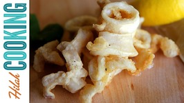 How To Make Fried Calamari - Easy Fried Calamari