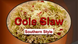 Betty's Cole Slaw Southern Style