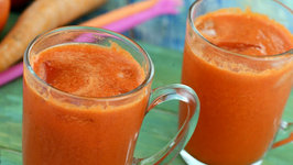 Carrot and Red Pepper Juice (Healthy Juice)