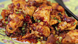 Schezwan Chicken - Easy to Prepare