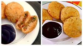 Sooji/ Rava Kachori / Indian Vegetarian/ Vegan Snack / Semolina Kachori