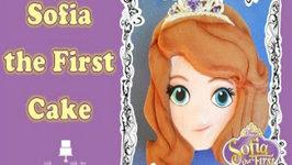 Sofia the First Cake Disney Princess - How to Make