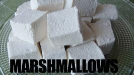 Marshmallows Para Celiacos, Receta Sin Gluten Facil