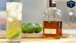 Bourbon Rickey Cocktail Recipe