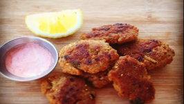 Easy Turkey Cutlets /  Turkey Kababs