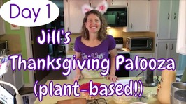 Jill's Thanksgiving Palooza Make Ahead Recipes