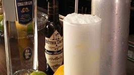 Ramos Gin Fizz - The Cocktail Spirit With Robert Hess