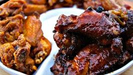 Chicken Wing Recipes - Tailgating 4 Way Fryer by Cajun Rocket Pot
