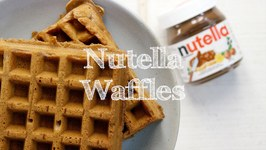 Nutella Waffles