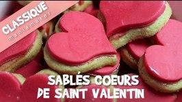 Sabls coeurs de Saint Valentin