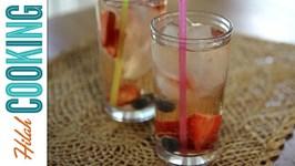 How To Make Sangria - White Or Red Sangria