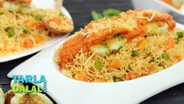 Baked Mexican Rice with Cheese Patties