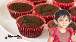 60 Chocolate & Orange Cupcakes (Eggless) Kid's Birthday  How To Use Panasonic Stand Mixer
