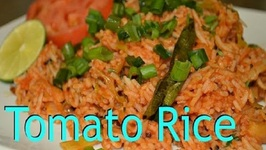 Quickest and Easiest Tomato Rice