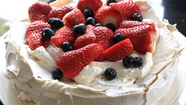 Classic Pavlova  One Pot Chef