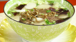 New Year's Day Korean Rice Cake Soup