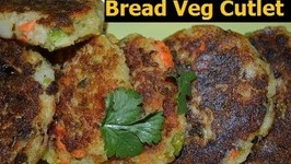 Veggie Cutlet Bread