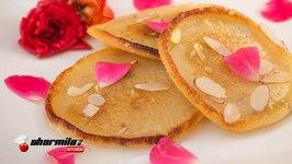 Rabri Malpua  Indian Dessert  Diwali Recipe