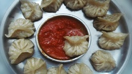 Veg Momos/ Northeast India And Nepali Style